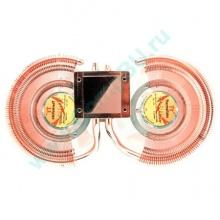 Кулер для видеокарты Thermaltake DuOrb CL-G0102 с тепловыми трубками (медный) - Дрезна