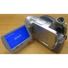 Sony DCR-DVD505E в Дрезне, видеокамера Sony DCR-DVD505E (Дрезна)