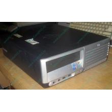 HP DC7600 SFF (Intel Pentium-4 521 2.8GHz HT s.775 /1024Mb /160Gb /ATX 240W desktop) - Дрезна