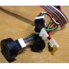 Светодиоды в Дрезне, кнопки и динамик (с кабелями и разъемами) для корпуса Chieftec (Дрезна)