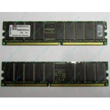 Серверная память 512Mb DDR ECC Registered Kingston KVR266X72RC25L/512 pc2100 266MHz 2.5V (Дрезна).