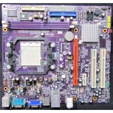 Материнская плата ECS GeForce6100SM-M V:1.0 Б/У (Дрезна)
