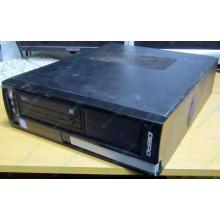 Лежачий компьютер Intel Core i3 3220 (2x3.3GHz HT) /4Gb /500Gb /ATX 250W Slim Desktop (Дрезна)