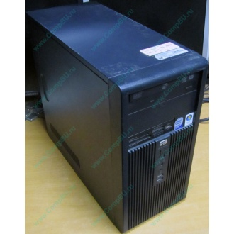 Компьютер Б/У HP Compaq dx7400 MT (Intel Core 2 Quad Q6600 (4x2.4GHz) /4Gb /250Gb /ATX 300W) - Дрезна
