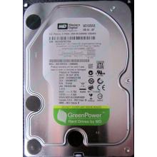 Б/У жёсткий диск 1Tb Western Digital WD10EVVS Green (WD AV-GP 1000 GB) 5400 rpm SATA (Дрезна)