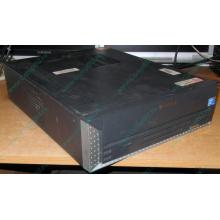 Б/У лежачий компьютер Kraftway Prestige 41240A#9 (Intel C2D E6550 (2x2.33GHz) /2Gb /160Gb /300W SFF desktop /Windows 7 Pro) - Дрезна