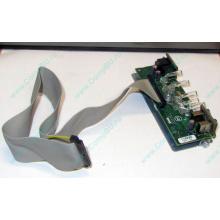 Панель передних разъемов (audio в Дрезне, USB) и светодиодов для Dell Optiplex 745/755 Tower (Дрезна)