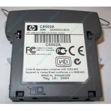 Модуль параллельного порта HP JetDirect 200N C6502A IEEE1284-B для LaserJet 1150/1300/2300 (Дрезна)