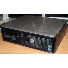 Лежачий БУ компьютер Dell Optiplex 755 SFF (Intel Core 2 Duo E6550 (2x2.33GHz) /2Gb DDR2 /160Gb /ATX 280W Desktop) - Дрезна