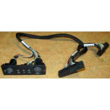 HP 224998-001 в Дрезне, кнопка включения питания HP 224998-001 с кабелем для сервера HP ML370 G4 (Дрезна)