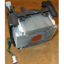 Кулер для процессоров socket 478 с медным сердечником внутри алюминиевого радиатора Б/У (Дрезна)