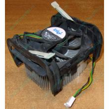 Кулер для процессоров socket 478 с большим сердечником из меди Б/У (Дрезна)