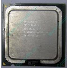Процессор Intel Celeron D 326 (2.53GHz /256kb /533MHz) SL98U s.775 (Дрезна)